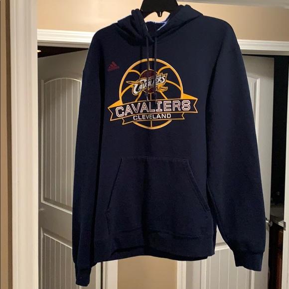 Tulipanes Bienes diversos Necesario  adidas Shirts | Cleveland Cavaliers Hoodie | Poshmark